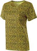 Holloway Ladies Short Sleeve Space Dye Shirts