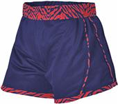 Alleson Womens Girls Reversible Shorts C/O