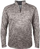 Badger Sport Adult Blend 1/4 Zip Pullover Shirt