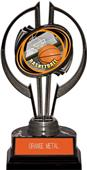"Awards Black Hurricane 7"" HD Basketball Trophy"