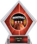 Awards Patriot Basketball Red Diamond Ice Trophy