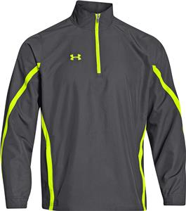 9c9a65cf1 Under Armour Mens Essential 1/4 Zip Jacket - Soccer Equipment and Gear