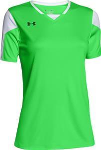 55be3c561dc Under Armour Womens Maquina Custom Soccer Jersey - Soccer Equipment and Gear