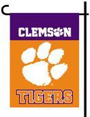 Collegiate Clemson Tigers 2-Sided Garden Flag