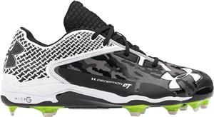 274292ff4e2 Under Armour Mens Deception Low Baseball Cleats - Baseball Equipment   Gear