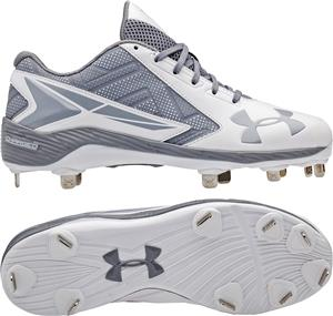 16e45f414ed Under Armour Mens Yard Low ST Baseball Cleats - Baseball Equipment   Gear
