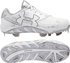 d06c46cf1897 Under Armour Womens Spine Glyde Softball Cleats - Baseball Equipment & Gear