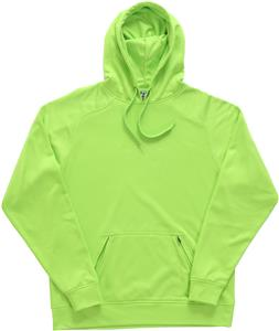 A Product of J America Adult Volt Poly Fleece Hood Bulk Saving