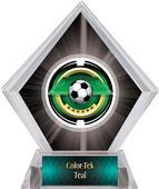Awards Saturn Soccer Black Diamond Ice Trophy