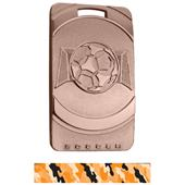 """Hasty Awards Soccer 3"""" Legacy Medals"""