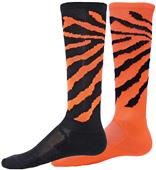 Red Lion Mismatched MX Wildcat Socks - Closeout