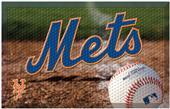 Fan Mats MLB Mets Scraper Ball or Camo Mats