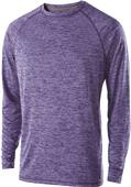 Holloway Adult Youth Electrify 2 Long Sleeve Shirt