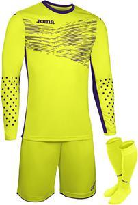 d1145532923 Joma Zamora II Custom Soccer Goalie Jersey & Shorts SET - Soccer Equipment  and Gear