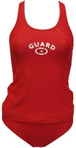 a9142a6818 Adoretex Women Lifeguard Tankini Swimwear - Swimming Equipment and Gear
