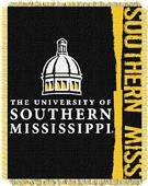 Northwest Southern Miss Double Play Jaquard Throw