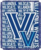 Northwest Villanova Double Play Jaquard Throw