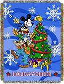 Northwest Spread Cheer Woven Tapestry Throw