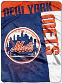 Northwest MLB Mets Strike Raschel Throw