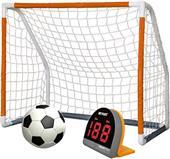 Net Playz Multi Sports Radar & Soccer Goal Combo