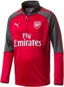 Puma AFC 1/4 Zip Soccer Training Jacket