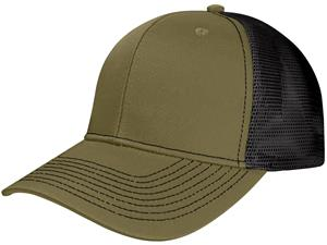 98291882a315a Sweet Caps Twill Mesh Adjustable Trucker Hats - Soccer Equipment and Gear