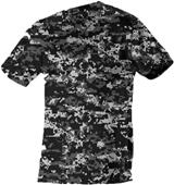 Alleson Adult/Youth Digi Camo Tech Tee - Closeout