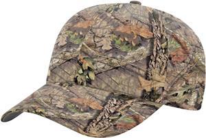 RICHARDSON 870 UNSTRUCTURED PERFORMANCE CAMO BASEBALL CAP HAT