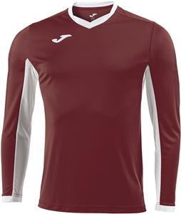 68c86cb0a Joma Champion IV Long Sleeve Custom Soccer Jersey - Soccer Equipment and  Gear