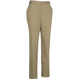 TAN Edwards Mens Stretch Zipper Pocket Pant 28 34