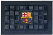 Fan Mats MLS FC Barcelona Medallion Door Mat
