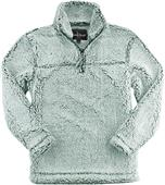 Boxercraft 1/4 Zip Unisex Sherpa Pullover