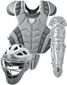 Wilson Intermediate Pro Stock C1K Catcher Gear Kit