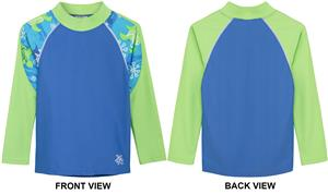 abf1add8ea Tuga Offshore Boys Long Sleeve Rash Guard - Swimming Equipment and Gear