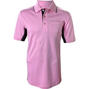 Adams USA Short Sleeve Baseball Umpire Shirt Sized for Chest Protector