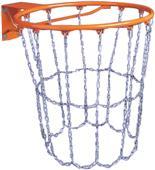Basketball Secure-Net Metal Chain Nets