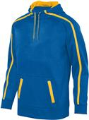 Augusta Adult Youth Stoked Tonal Heather Hoodie