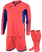 Joma Zamora III Goalkeeper Set