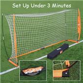 Bownet 6'x12' Portable Soccer Goal
