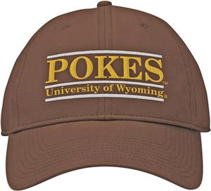 The Game Wyoming Buckle College Bar Cap (dz) (RMP) - Fan Gear