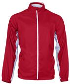 Russell OF17 Mens Woven Warm Up Jackets - CO
