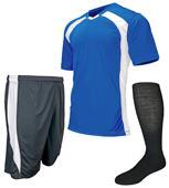 Epic Sports Madrid Soccer Uniform Kit