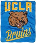 Northwest NCAA UCLA Alumni Raschel Throw