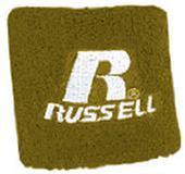 "Russell Athletics 3"" Wrist Sweat Band 1- PAIR C/O"