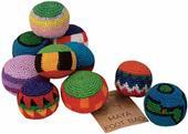 Maya Assorted Footbags
