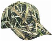 KC Caps Mossy Oak Camoflage Caps 7180