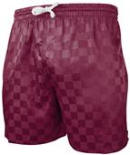 "Adult-Youth 5"" to 6"" Inseam Checkerboard Shorts"