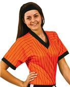 VKM Adult Youth Unisex Pinstripe Soccer Jerseys