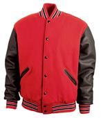 Game Sportswear The Varsity Wool/Leather Jackets