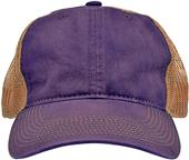 The Game Heritage Mesh Washed Twill Cap GB438